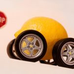 lemon with wheels