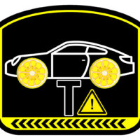 Warning sign that reference lemon law and buyback offers